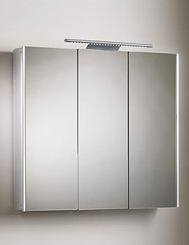 Ascension Absolute Triple Mirror Door Cabinet 767mm - AS767AL