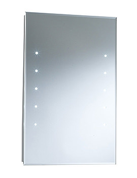Hudson Reed Alcina Touch Sensor Illuminated LED Mirror