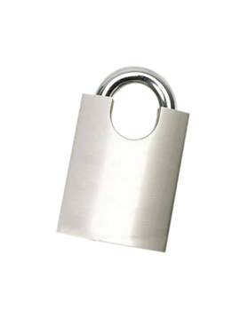 Related Shrouded Padlock 50mm Solid Steel High security
