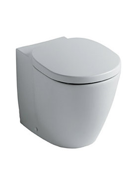 Image of Ideal Standard Concept Back-to-wall WC Suite 550mm - E791601