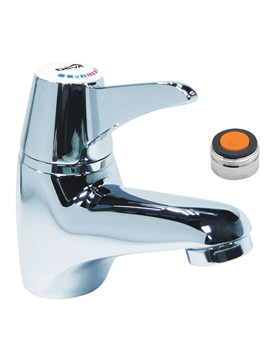 Grohe Lineare M Size Wall Mounted 2 Hole Basin Mixer Tap 23444000