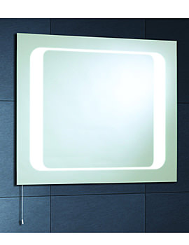Backlit Illuminated Mirror 750mm - MI001