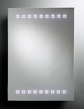Clarity LED Star Mirror With Infra Red - MLE300