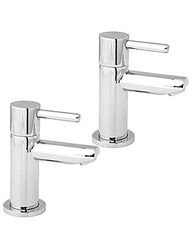 Insignia Bath Taps Chrome - INS102