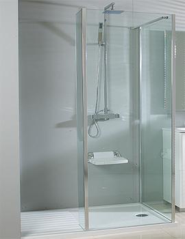 Phoenix Vision Corner Shower Enclosure 1400mm Pack 3 - SEV003