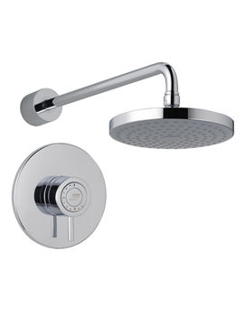 Mira Element BIR Built In Rigid Thermostatic Mixer Shower - 1.1656.003