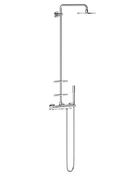 Rainshower Thermostatic Shower System - 27374000