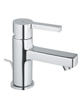 Lineare Half Inch Basin Mixer Tap With Pop-Up Waste - 32109000