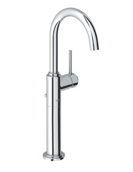 Related Grohe Spa Atrio Basin Mixer With C-Spout For Free Standing Basins