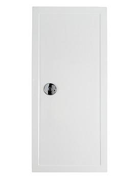Phoenix Rectangular Shower Tray With Center Waste 1600 x 900mm - ST046