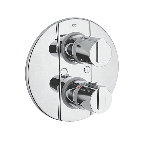 Grohtherm 2000 Thermostatic Shower Mixer Valve Chrome 34235000