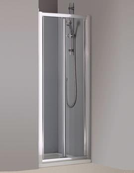 Phoenix Bifold Shower Door 760mm x 1850mm - SE048