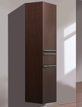 Duravit X-Large 300 x 1760mm 2 Door And Drawer Tall Cabinet