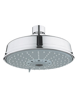 Rainshower Rustic Shower Head Chrome - 27128000