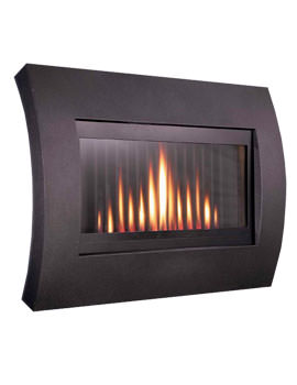 Flavel Curve Hole In The Wall Gas Fire Remote Control Graphite - FCRRXXRN