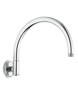 Rainshower Retro 272mm Shower Arm Chrome - 28384000