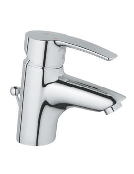 Related Grohe Eurostyle Half Inch Basin Mixer Tap High Pressure - 33558001
