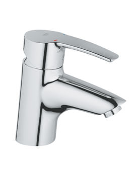 Grohe Eurostyle Smooth Body Basin Mixer Tap High Pressure 32468001