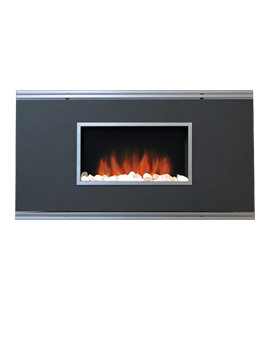 Celsi Marino Ultra Remote Control Wall Mounted Electric Fire