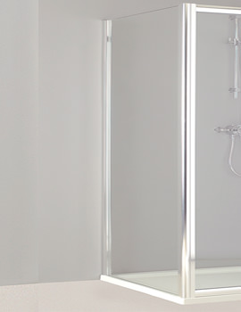 Phoenix Shower Enclosure Side Panel 700 x 1850mm - SE015