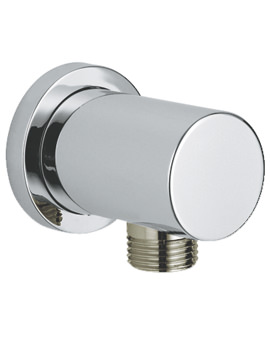 Relexa Half Inch Shower Outlet Elbow