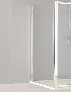 Related Phoenix Shower Enclosure Side Panel 900mm x 1850mm - SE017