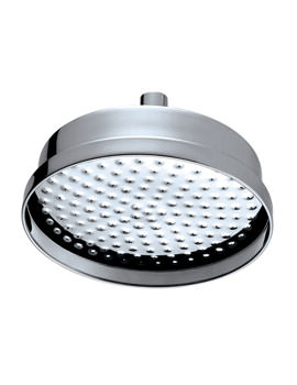 Modern Shower Rose Head 200mm With Swivel Elbow - SH003