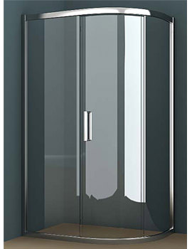 Related Tavistock Oxygen 8 Offset Sliding Door Quadrant Enclosure 1200 x 800mm