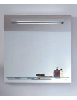 Image of Duravit X-Large Mirror With Lighting 155 x 800mm | XL 7212
