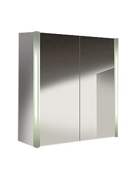 Image of Duravit X-Large Mirror Cabinet 180 x 600mm | XL 7092