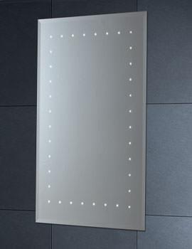 Related Phoenix LED Mirror With Demister Pad 600mm x 900mm - MI013