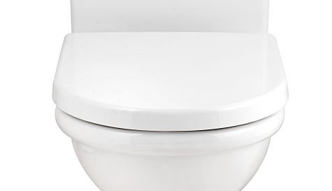 Large Image of Balterley Mirage Toilet Seat
