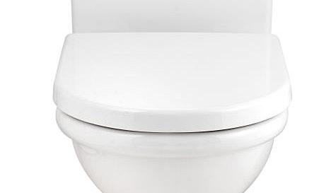 Large Image of Balterley Mirage Toilet Seat