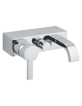 Allure Single Lever Bath Shower Mixer Tap - 32826000