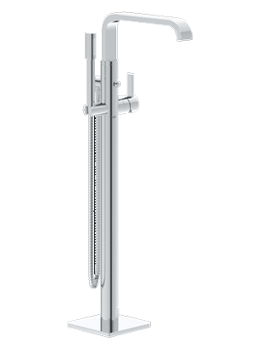 Allure Floorstanding Bath Shower Mixer Tap