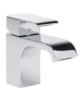 Hydra Mini Basin Mixer Tap With Click Waste - T156102