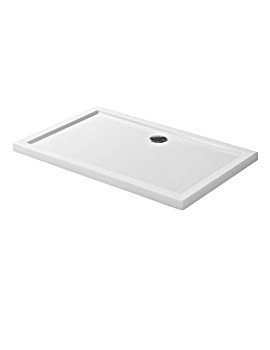 Walk-In 35mm Acrylic Shower Tray