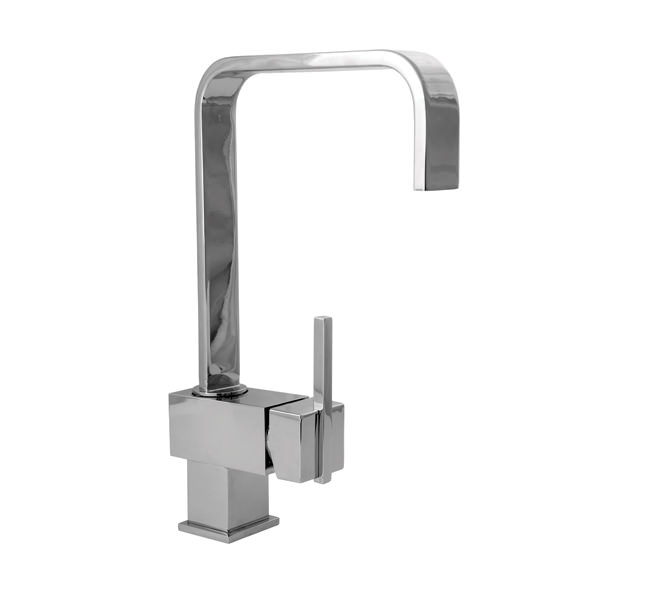 Large Image of Deva Edge Mono Sink Mixer Tap - EDGE118