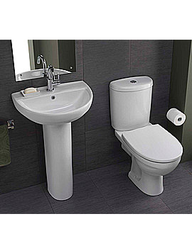 Image of Twyford Refresh Cloakroom Suite