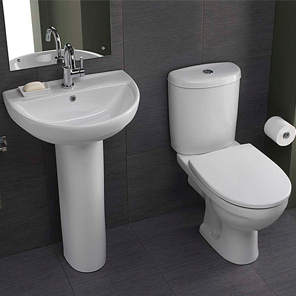 Large Image of Twyford Refresh Cloakroom Suite