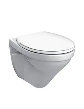 RAK Charlton Wall Hung WC Pan With Standard Seat 550mm