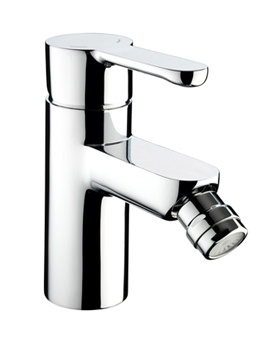 Nero Bidet Mixer Tap Chrome - NR BID C