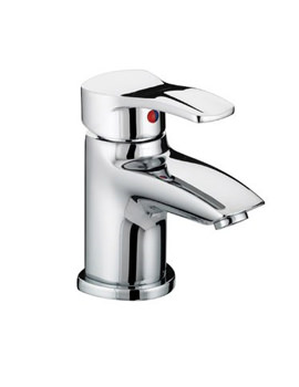 Image of Bristan Capri Basin Mixer Tap with Pop-Up Waste - CAP BAS C