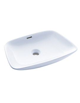 Bauhaus Anabel Countertop Basin 500mm | CT0091SCW