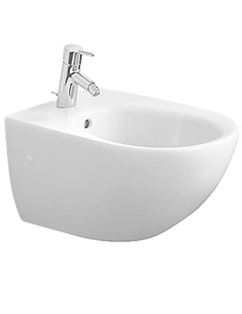 Architec Wall Mounted Bidet 365 x 580mm - 2531150000