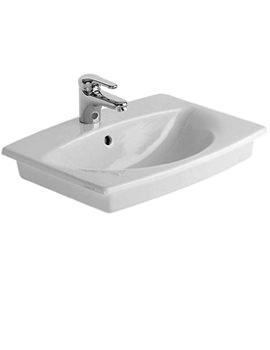 Related Duravit Caro Vanity Countertop Washbasin 560mm - 0461570000
