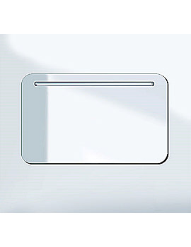 Duravit PuraVida Mirror With Lighting IP44 41 x 1000mm - PV942208585