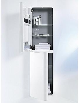 Duravit PuraVida Tall Cabinet 360 x 460 mm - PV9206L8585