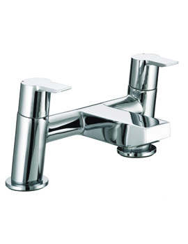 Bristan Pisa Bath Filler Tap Chrome - PS BF C