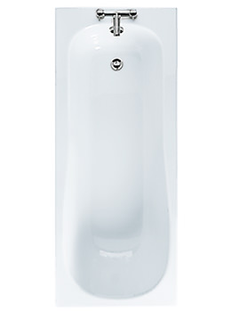 Related Ideal Standard Create Idealform Rectangular Bath 1700 x 700mm